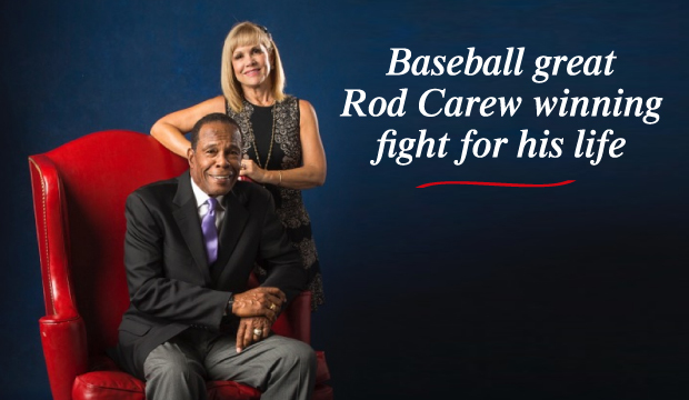 Carew and heart
