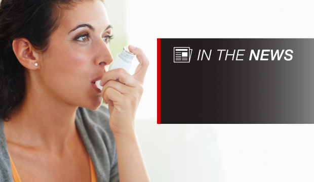 Asthma and heart disease risk